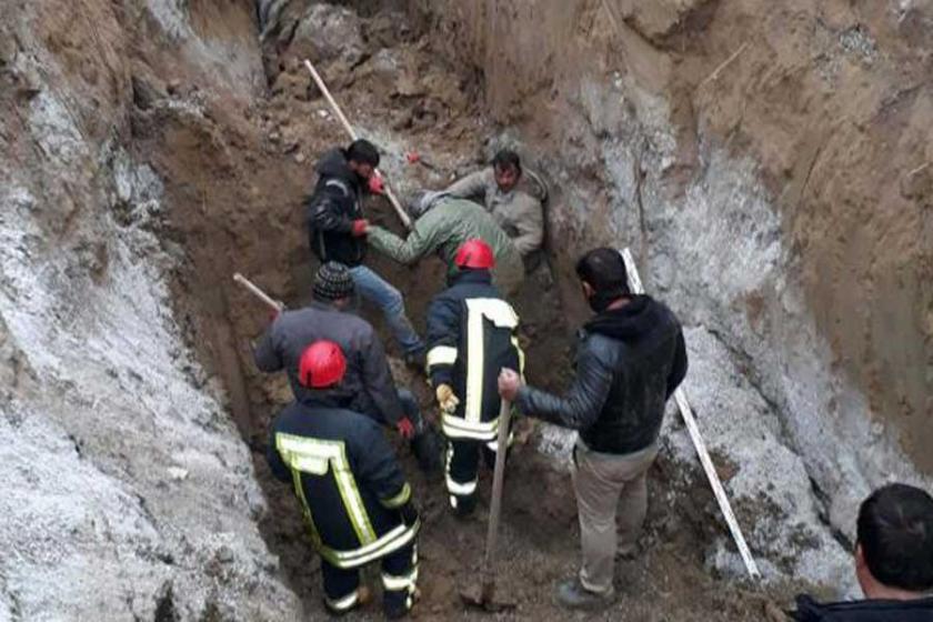 Sinop'ta yol çalışmasında göçük: 1 işçi yaşamını yitirdi