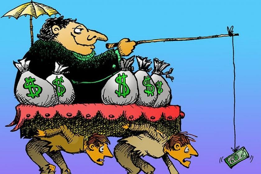 Vatandaş zengin halk çok yoksul