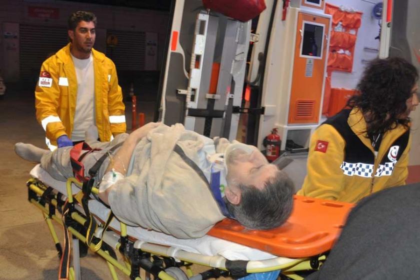 İnegöl'de yük asansörü çakıldı: 2 işçi yaralı