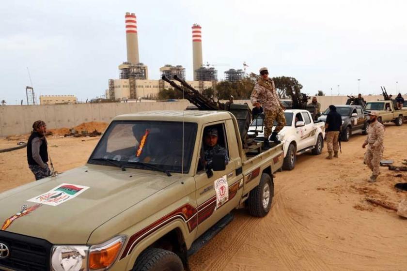 Kaddafi'nin memleketi Sirte, IŞİD'den geri alındı