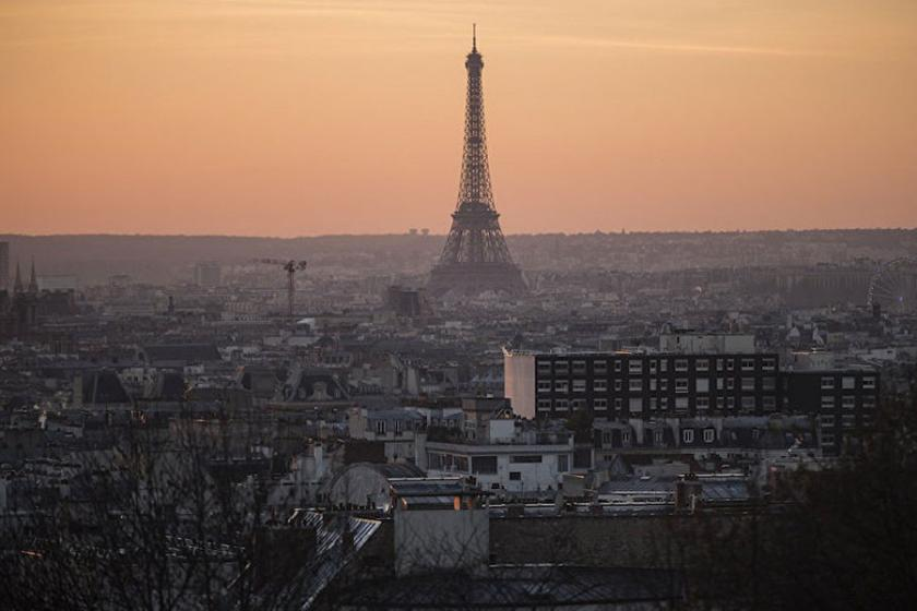 Paris'te hava kirliliğine tek-çift plaka önlemi