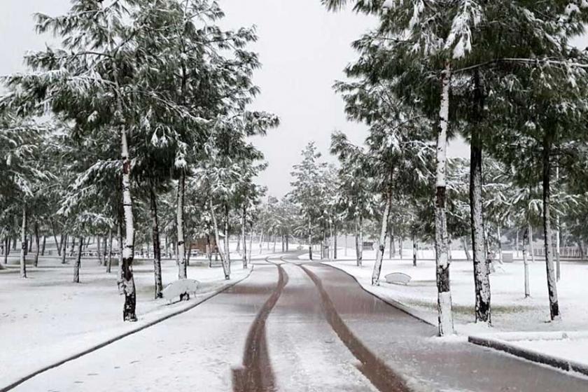Kar tüm Türkiye'yi etkisi altına alacak