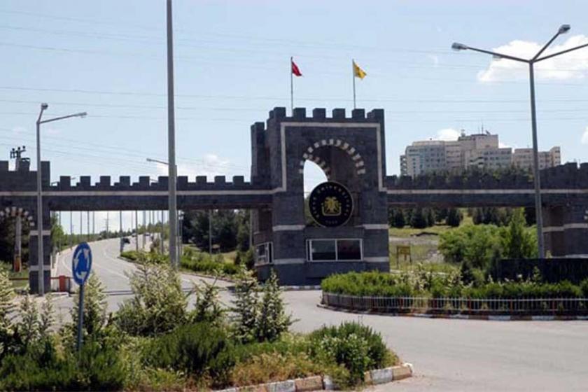 Diyarbakır'da 10 Ekim anmasına dava
