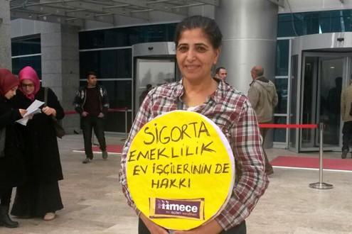 Ev işçisi kadınlar: Bizimkisi iş değil mi?