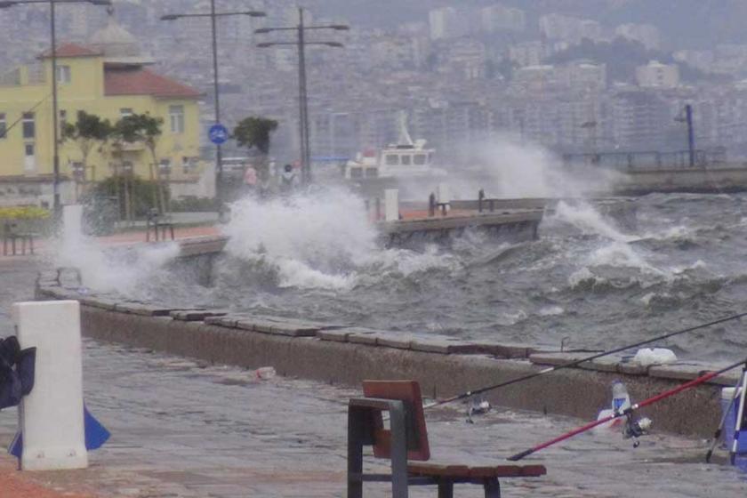 Meteoroloji'den Karadeniz için fırtına uyarısı