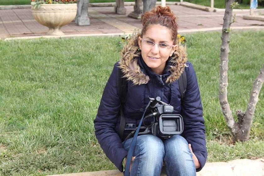 Gözaltına alınan Gazeteci Beritan İrlan serbest bırakıldı