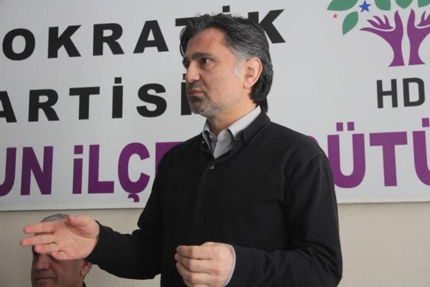 Ziya Pir için 'Partininmerdivenlerinde oturdun' fezlekesi