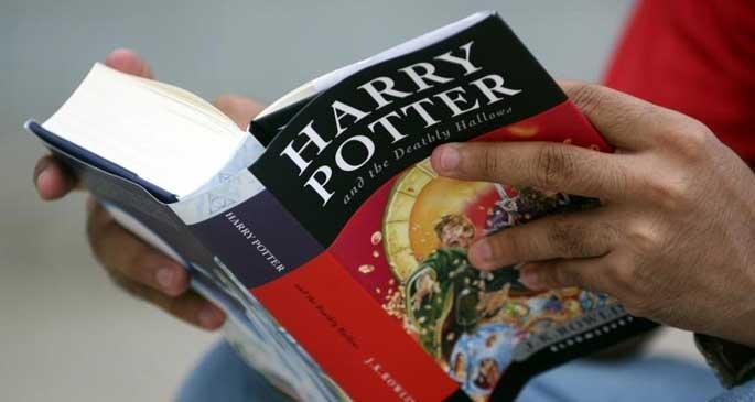 Harry Potter okurlarına, Cadılar Bayramı hediyesi