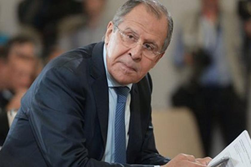 Lavrov'dan 'Suriye'nin toprak bütünlüğüne saygı' çağrısı