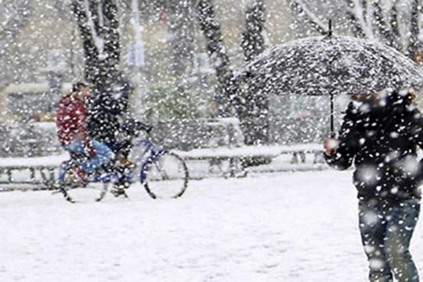 İstanbul'a önce bahar, sonra kış gelecek (7 Ocak 2018)