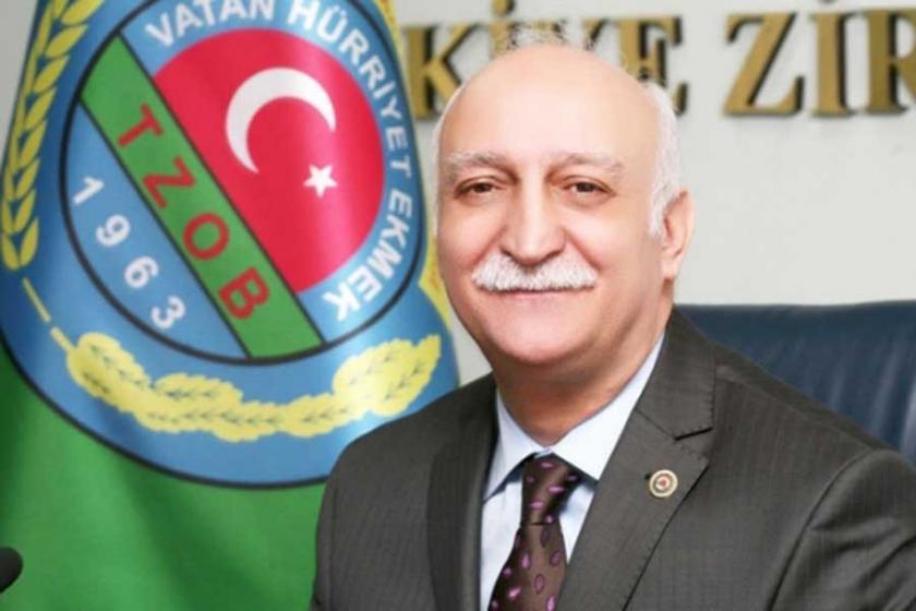 TZOB: Dünya koruyor Türkiye yok ediyor