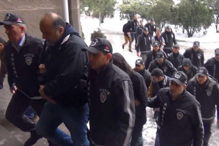 81 ilde operasyon: 1848 kişi gözaltına alındı