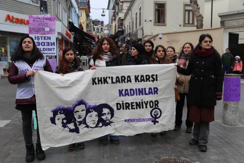 Kadın örgütlerinden Celep'e destek ziyareti