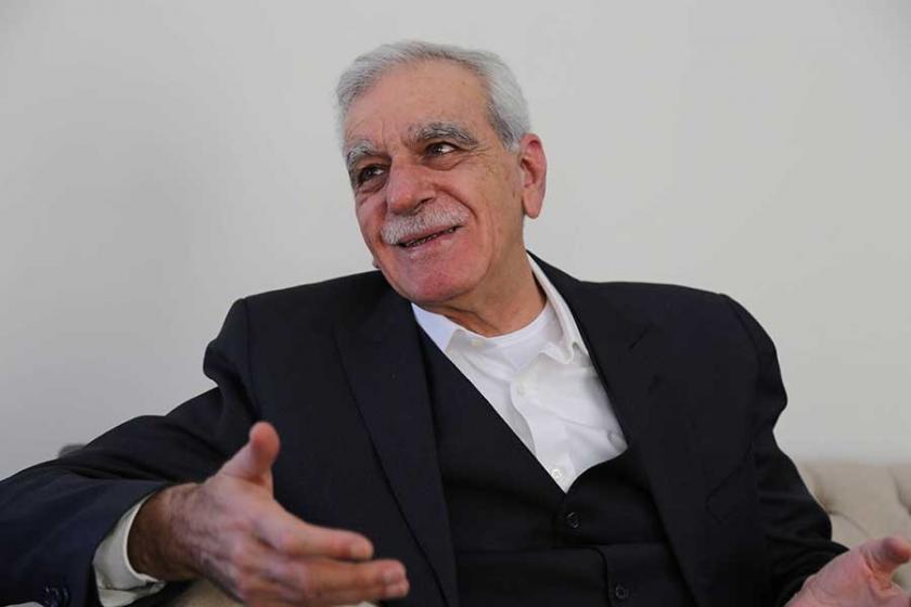Ahmet Türk: Eş genel başkanlık için sağlığım el vermiyor