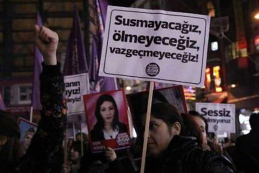Kasımpaşa'da kadın cinayeti