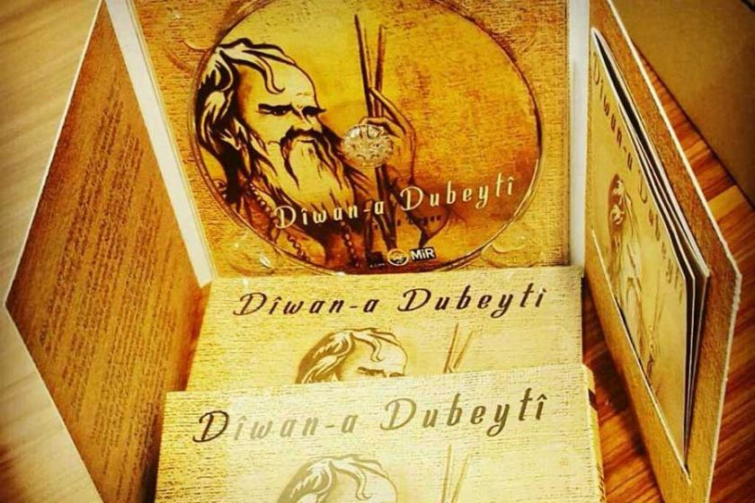 Diwan'a Dubeytî albüm tanıtım konseri 3 Mayıs'ta