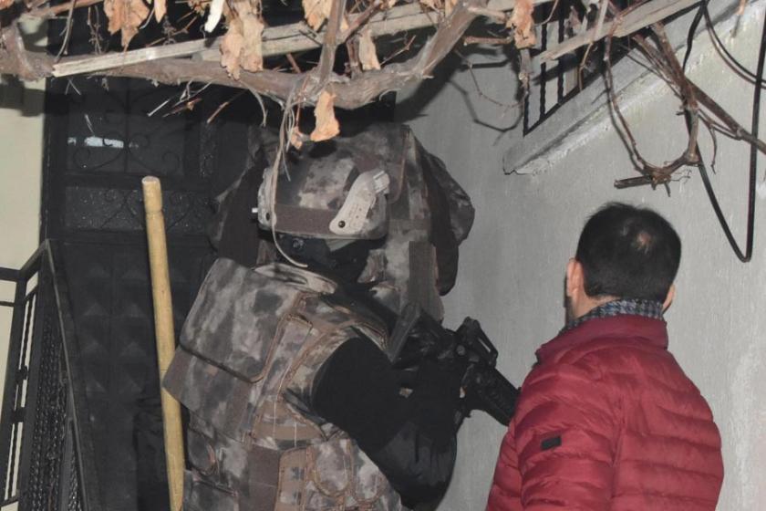 Aydın'da IŞİD operasyonu: 10 gözaltı