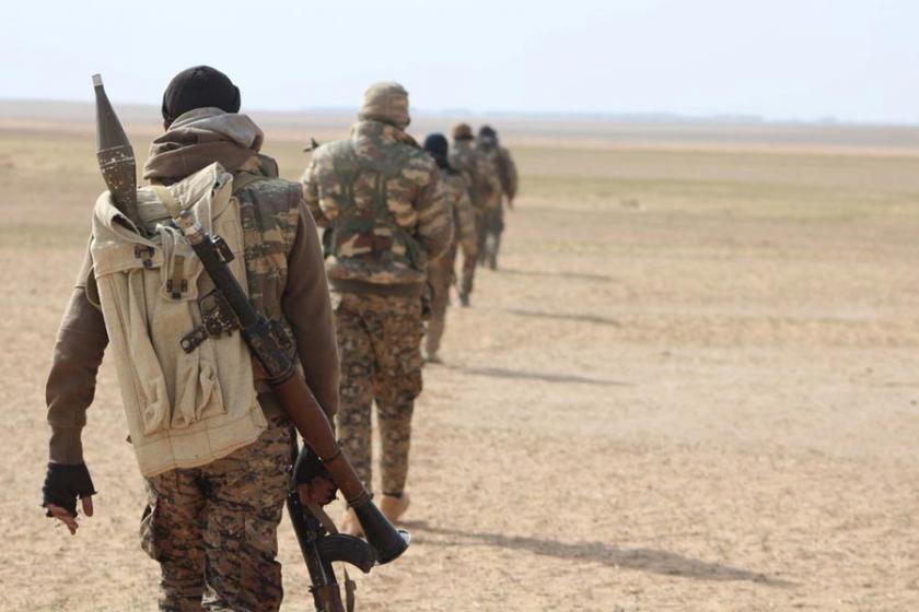 'Suriye ordusu Menbic kentine girecek' iddiası