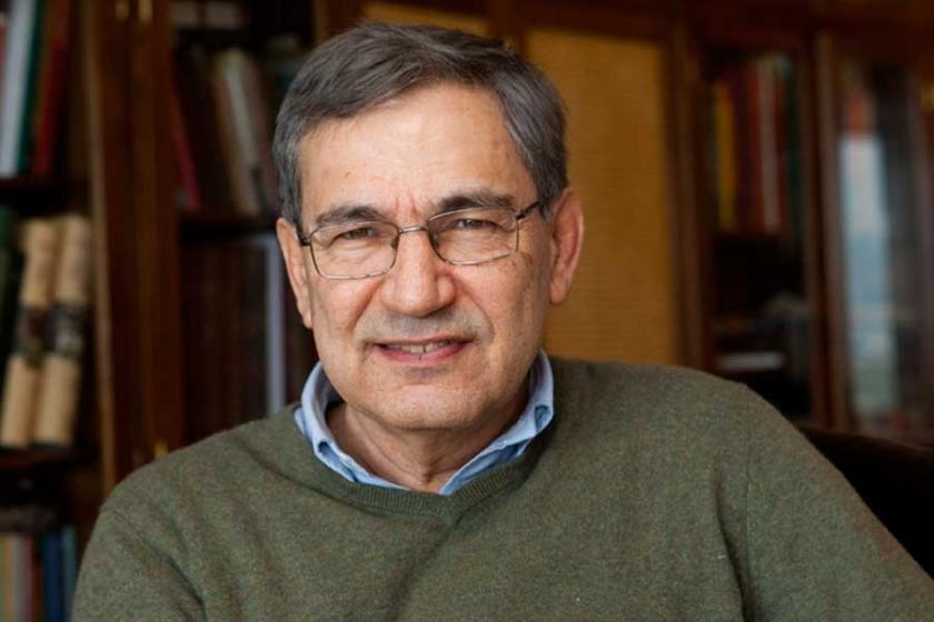 Almanya Cumhurbaşkanı'ndan Orhan Pamuk'a doğum günü mesajı