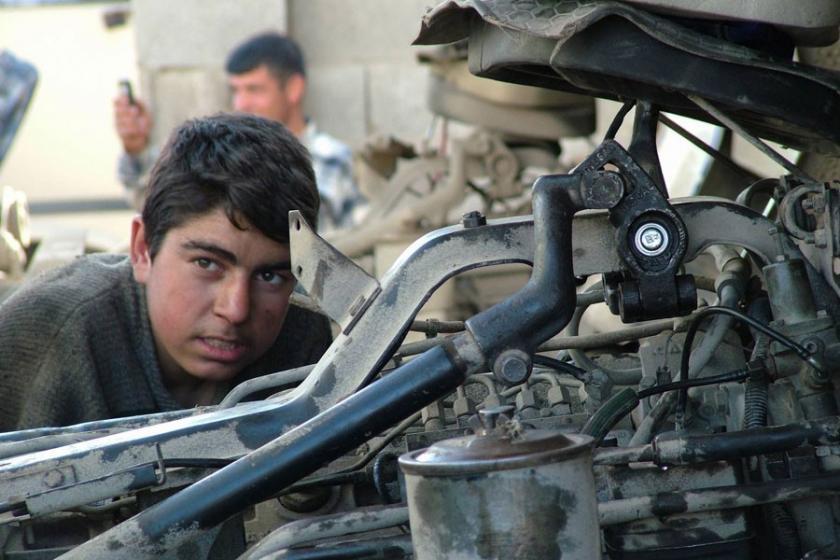 Çalışma Bakanlığına göre çocuk işçi sayısı 101 bini aşkın