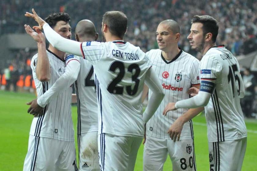 Lider Beşiktaş, Çaykur Rizespor'u ağırlıyor