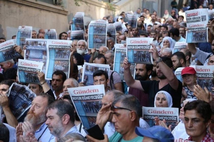 6 gazetecinin davası düşürüldü