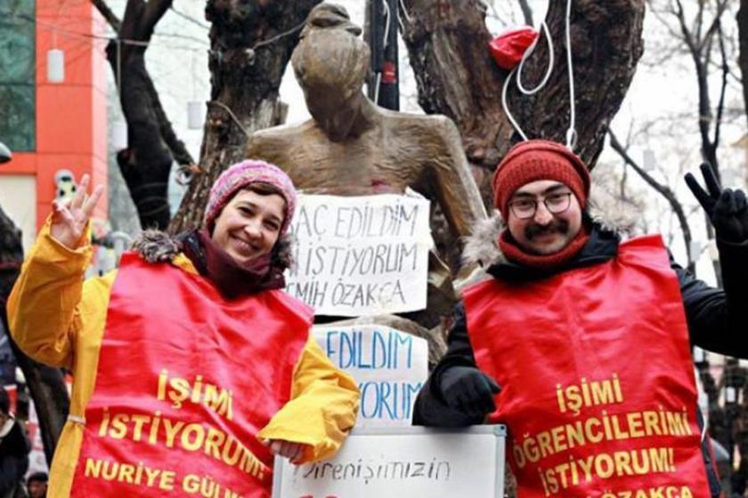 Avrupa Konseyi'nden Gülmen ve Özakça için çağrı