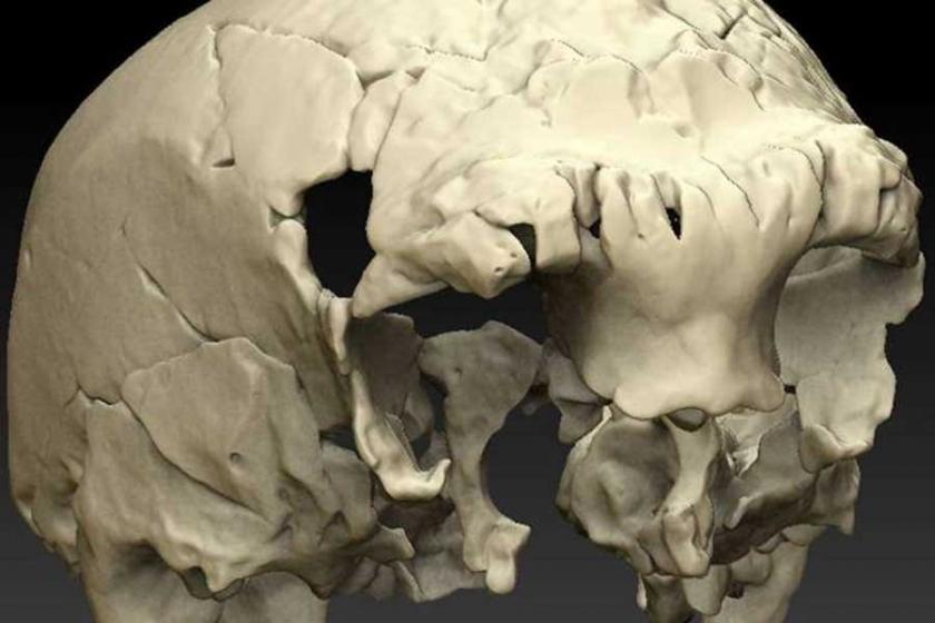 Meksika'da 33 kafatası bulundu
