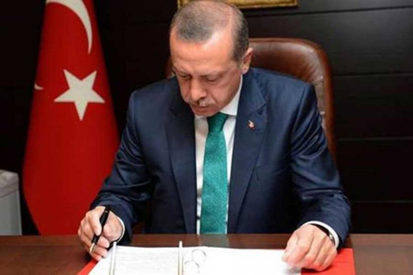 Cumhurbaşkanı Erdoğan'dan7021 sayılı Kanunaonay