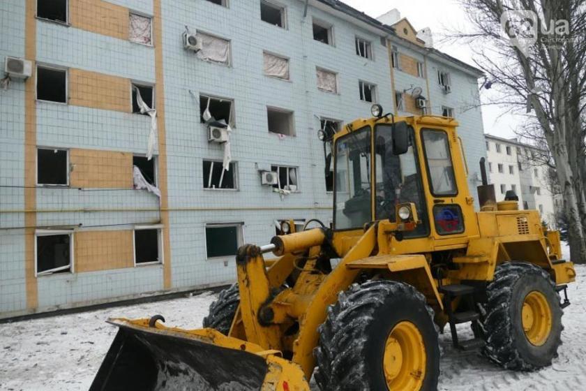 Ukrayna saldırısı Donetskli işçileri vuruyor