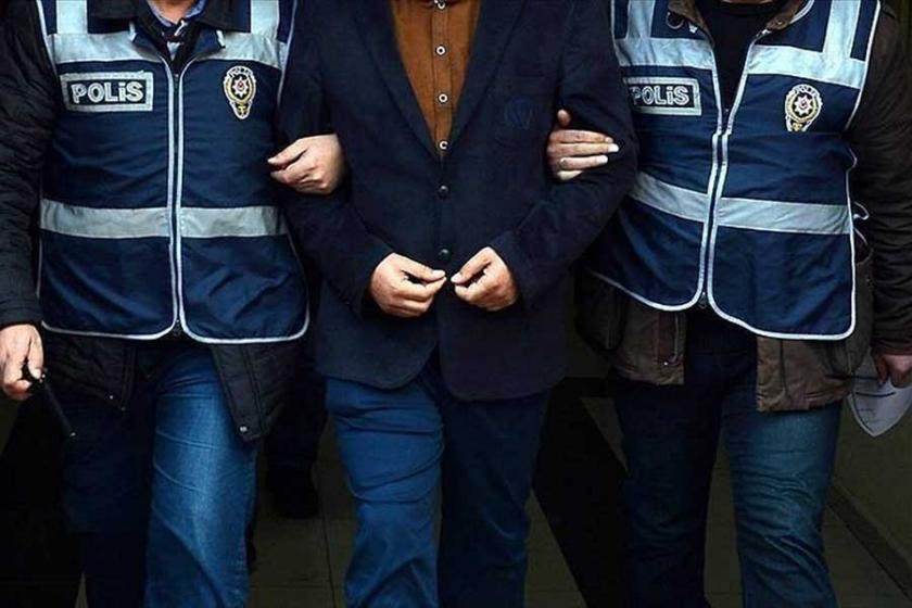 TBMM Koruma Dairesi'nde 2 kişi gözaltına alındı