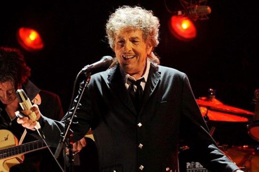 Bob Dylan 'Nobel Konuşması'nı yaptı