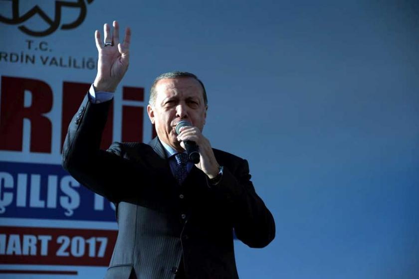 Erdoğan mütevazılığından köprüye ismini vermemiş!