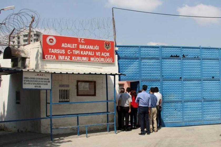 Tarsus'ta 'Yeni cezaevine dayakla sevk' iddiası