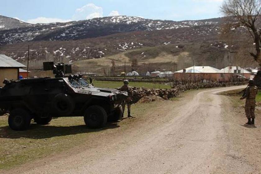 Şırnak'ın 5 bölgesinde 'Geçici özel güvenlik bölgesi' ilanı