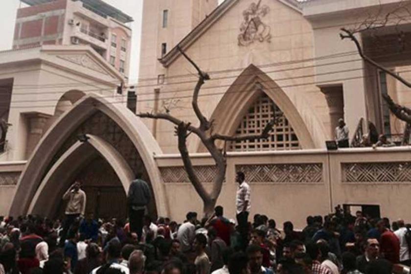 Mısır'ın Tanta kentinde kiliseye bombalı saldırı: 29 ölü