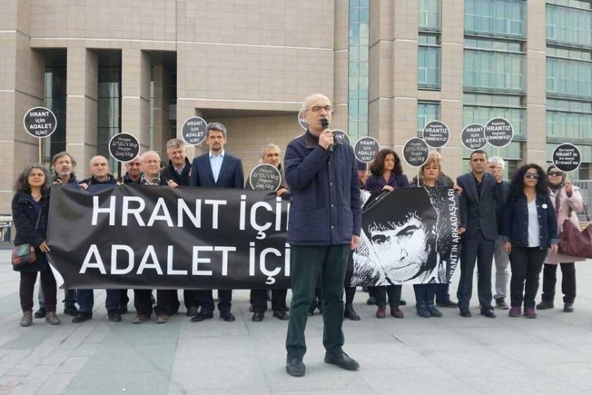 Dink davasında tutuklu sanıkların tahliye talebine ret