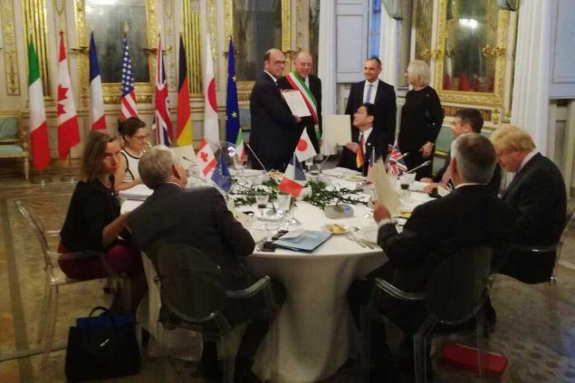 Çin'den G7'ye 'sözünüzü tutun' tepkisi