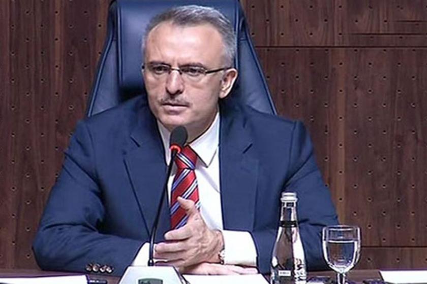 Maliye Bakanı Ağbal: Memur zammı enflasyonun üzerinde