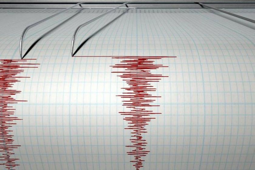 Edremit Körfezi'nde 4.2 büyüklüğünde deprem
