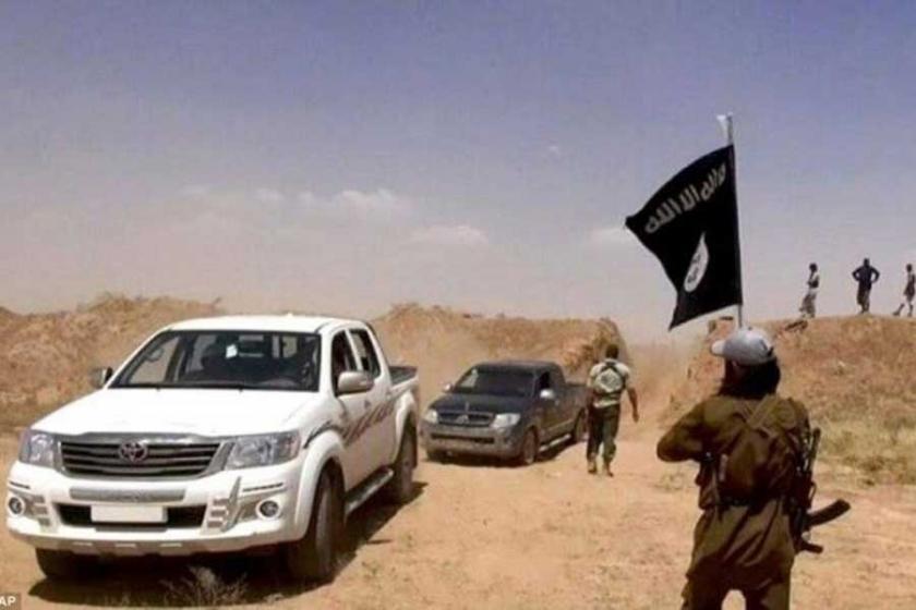 Doğu Kalamun'da IŞİD-ÖSO çatışmaları sürüyor