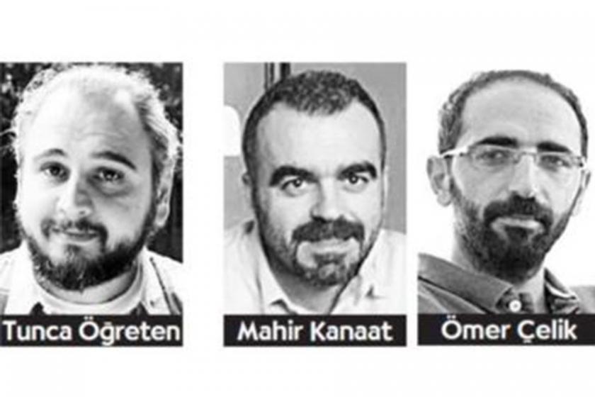 3 gazeteci 24 Ekim'de ilk kez hakim karşısına çıkıyor