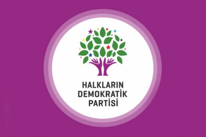 HDP'de yeni MYK belli oldu