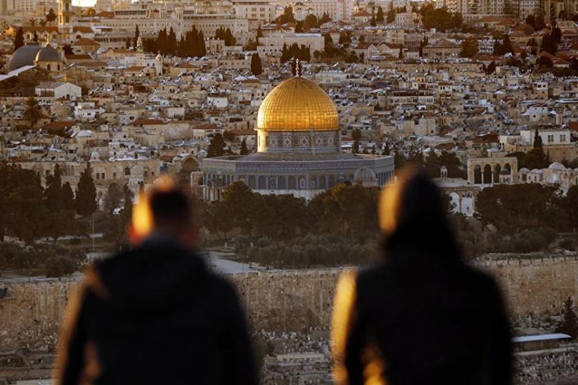'ABD, İsrail büyükelçiliğini Kudüs'e Mayıs ayında taşıyor'