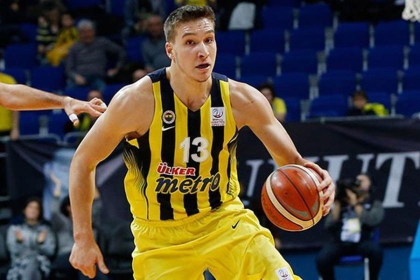 Bogdan Bogdanovic Sacramento Kings'te