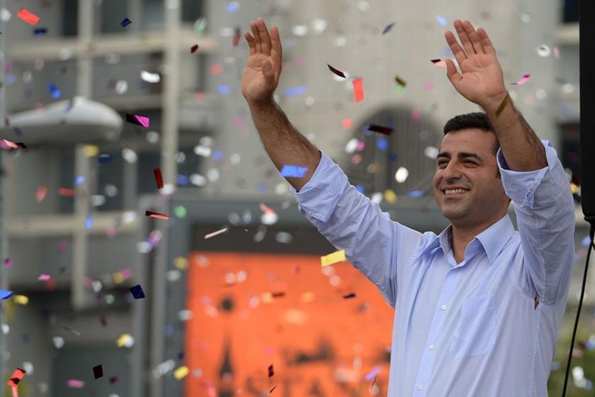 Selahattin Demirtaş'tan Ramazan Bayramı mesajı