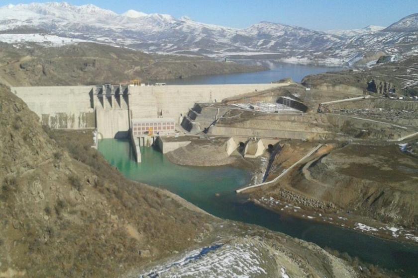 Şırnak'ta 60 kilometrelik dere yatağında 6 baraj