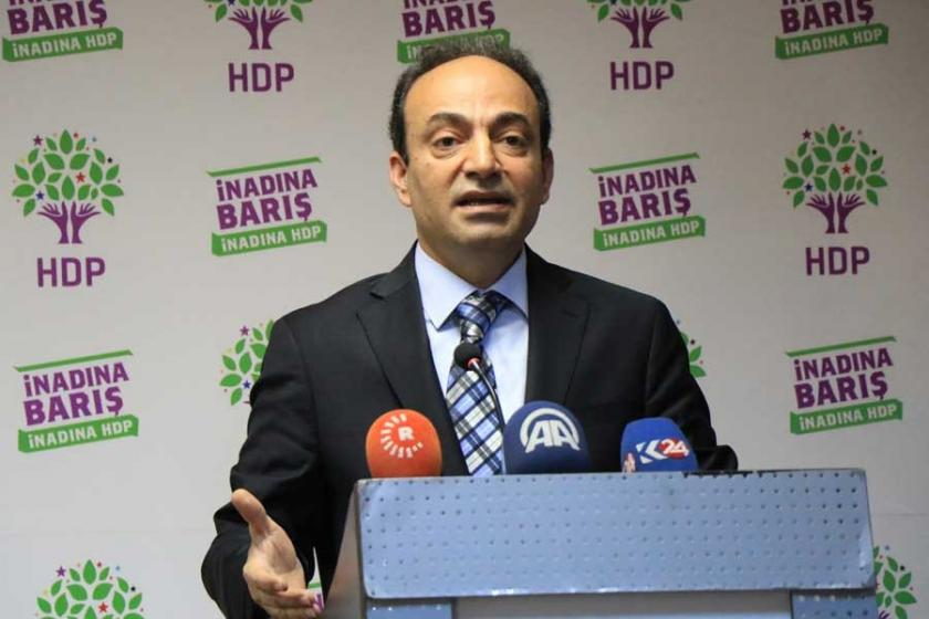 HDP Milletvekili Osman Baydemir gözaltına alındı