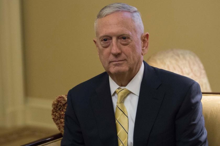 ABD Savunma Bakanı: Afrin operasyonu sınırlı tutulmalı