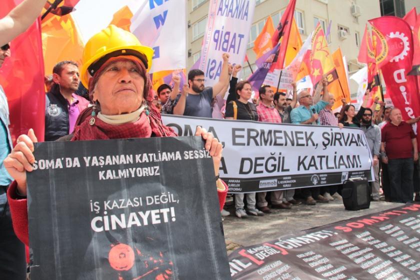 Soma sanıkları madende metan  olmadığını iddia etti